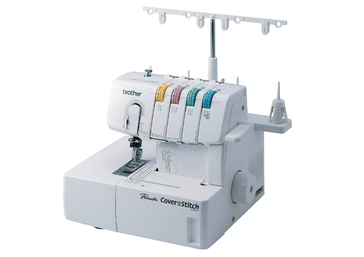 Brother, 2340CV, Cover, Advanced Serger, ColorCoded Threading Guide, Dial Stitch Length