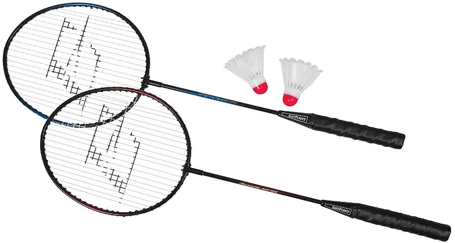 EastPoint Sports 2 Player Badminton Racket Set