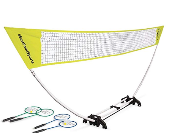 Eastpoint Sports, Easy Setup Badminton Set