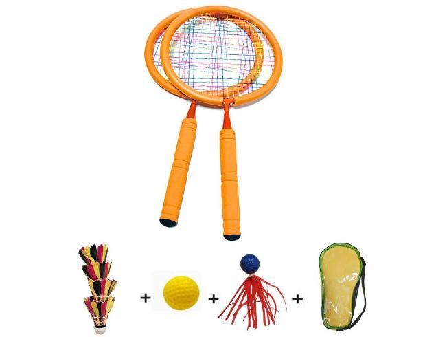 Forevive Children's Badminton Racket Badminton Set