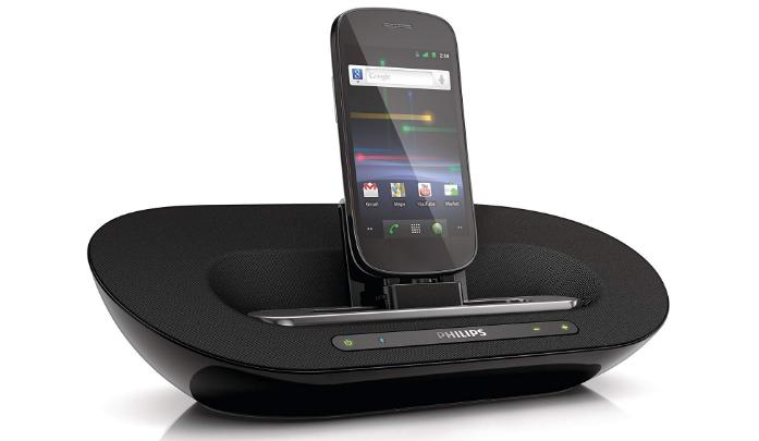 Philips Fidelio AS351 37 Bluetooth Android Speaker Dock