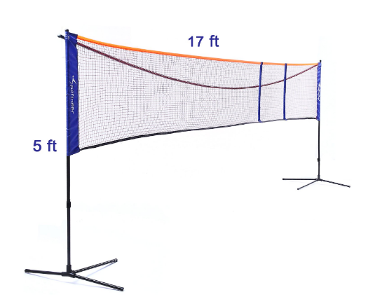Sportneer Badminton Net Set