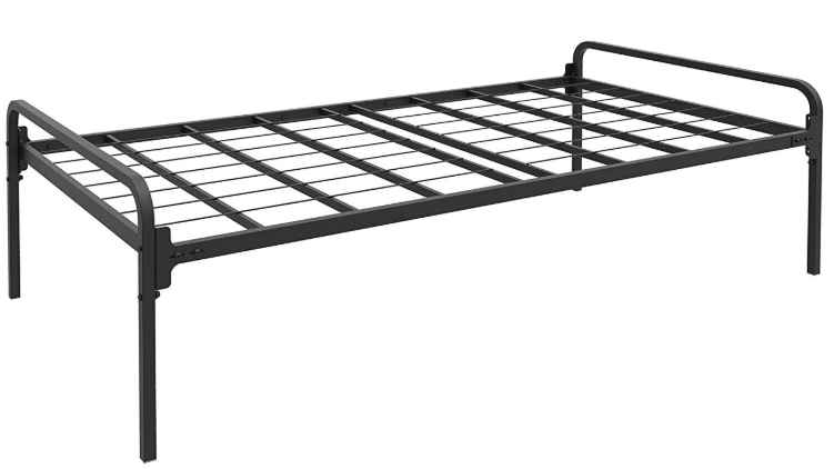 Glenwillow Home Trundle Bed, Black