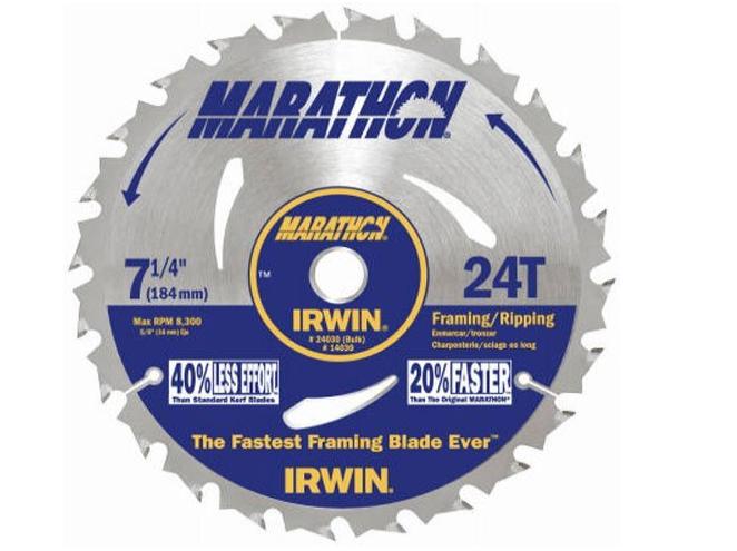 IRWIN Tools MARATHON Carbide Corded