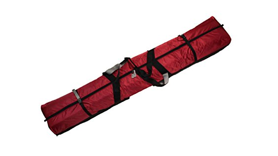 Select Sportbags Double SKI Bag with Wheels