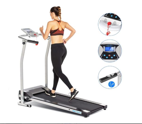 ANCHEER Treadmill