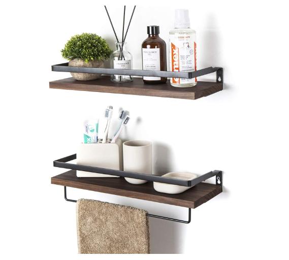 SODUKU Floating Shelves Wall