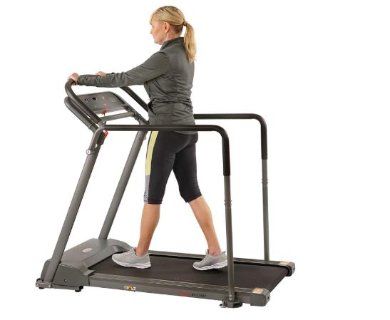 Sunny Health & Fitness Walking Treadmill